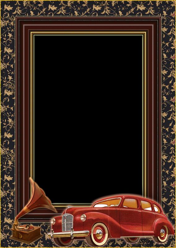 Тесты, фон для мужской открытки с машиной