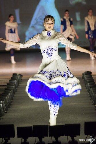 VI региональный профессиональный конкурс молодых модельеров одежды «Сибирская капель» 11 ноября 2013 года (ФИНАЛ)