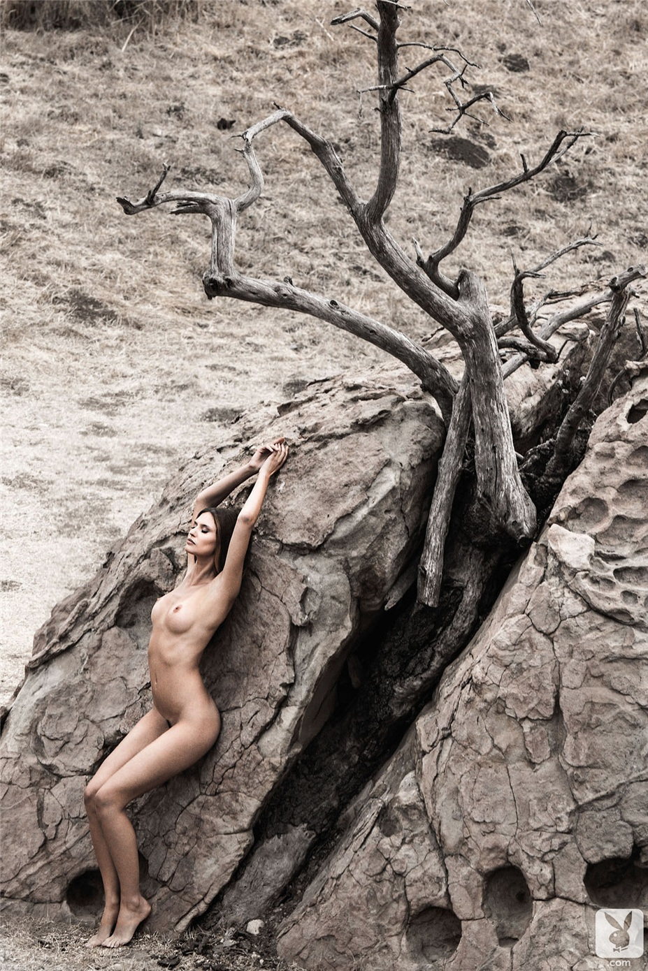 Бьянка Балти / Bianca Balti by Greg Lotus in US Playboy july/august 2014
