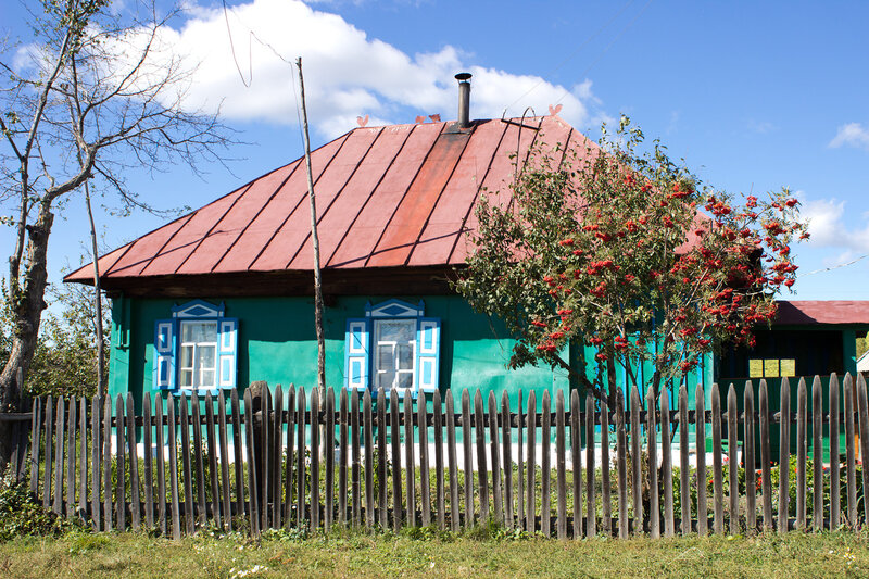 домик в Тургусуне