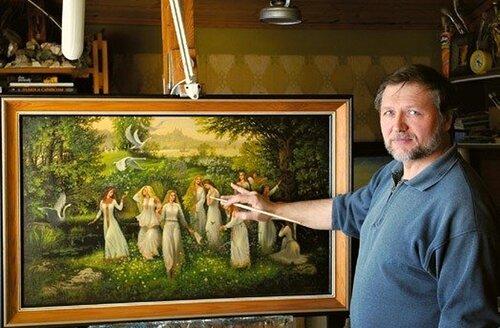 Угланов Александр. Ведические образы