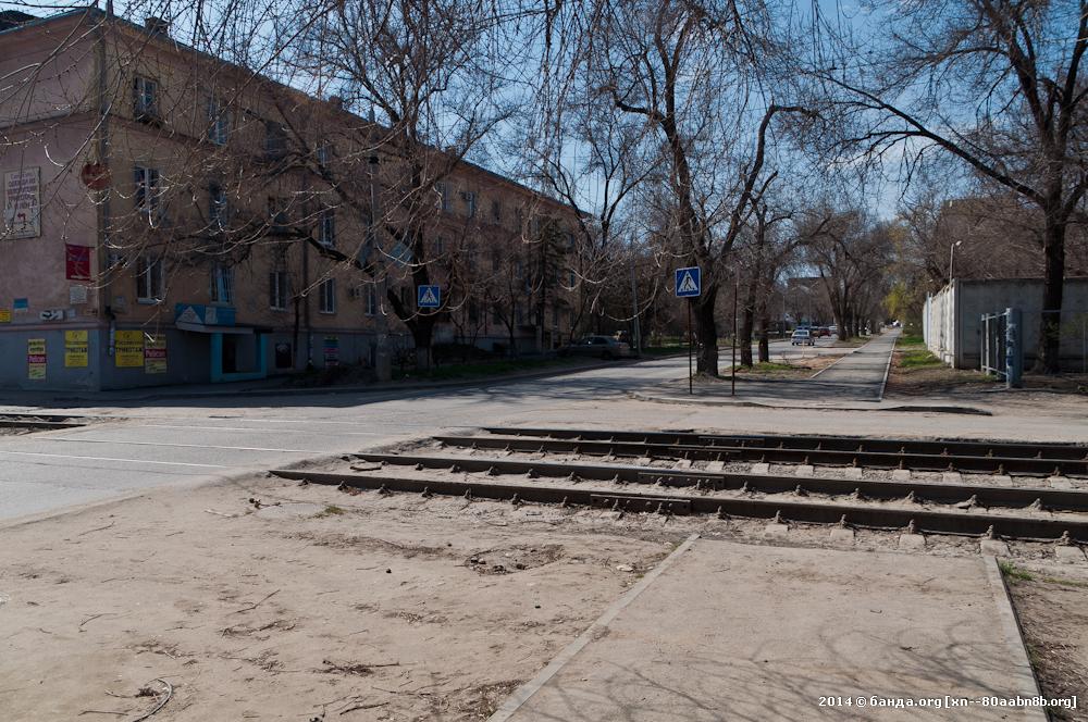 Краснооктябрьский район / Прогулка от 19 апреля 2014 года