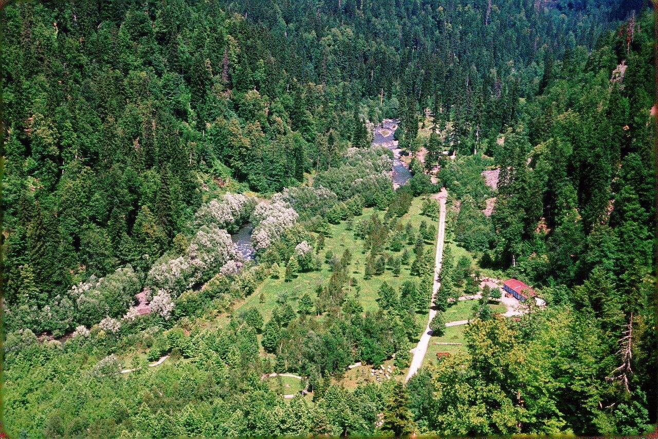 Абхазия. Абхазия. Долина Ауадхар