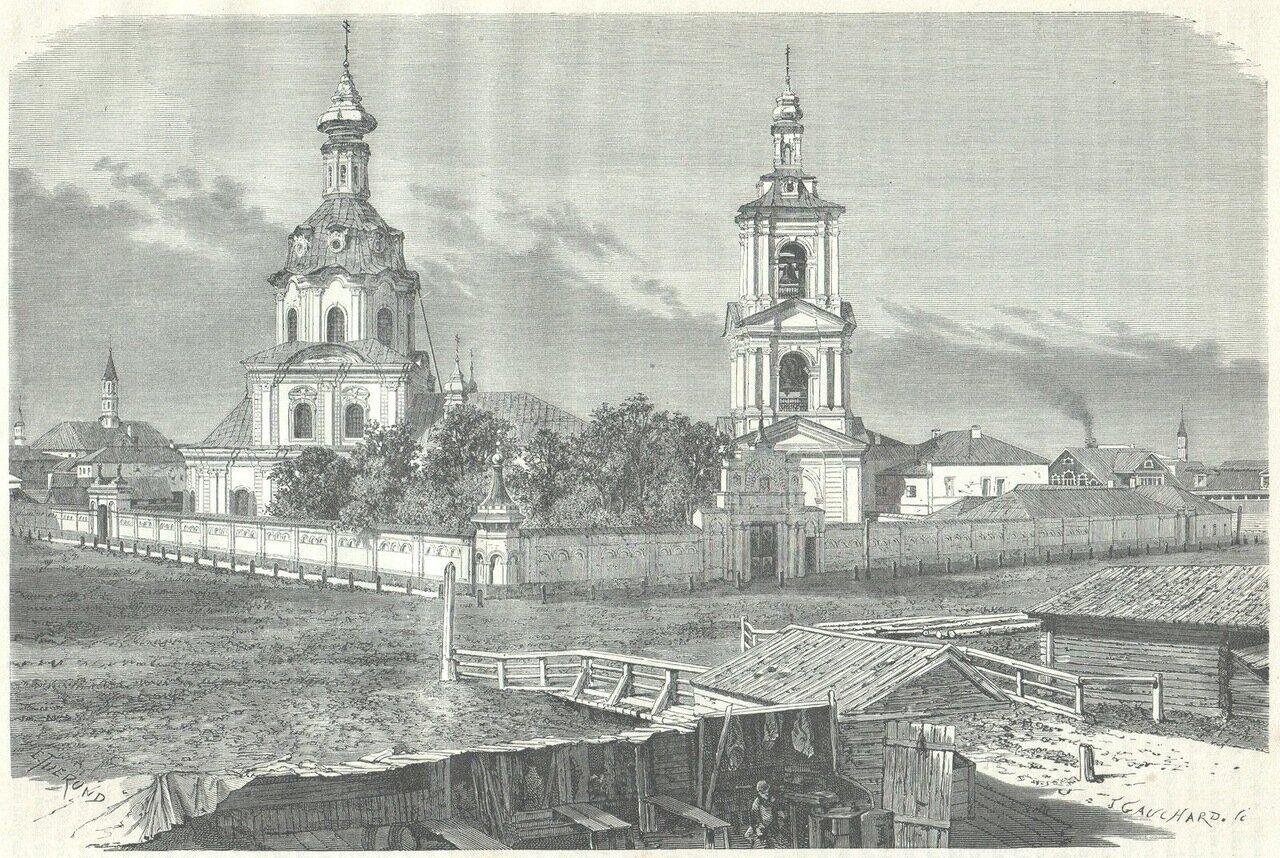 1872. Казань. Церковь староверов