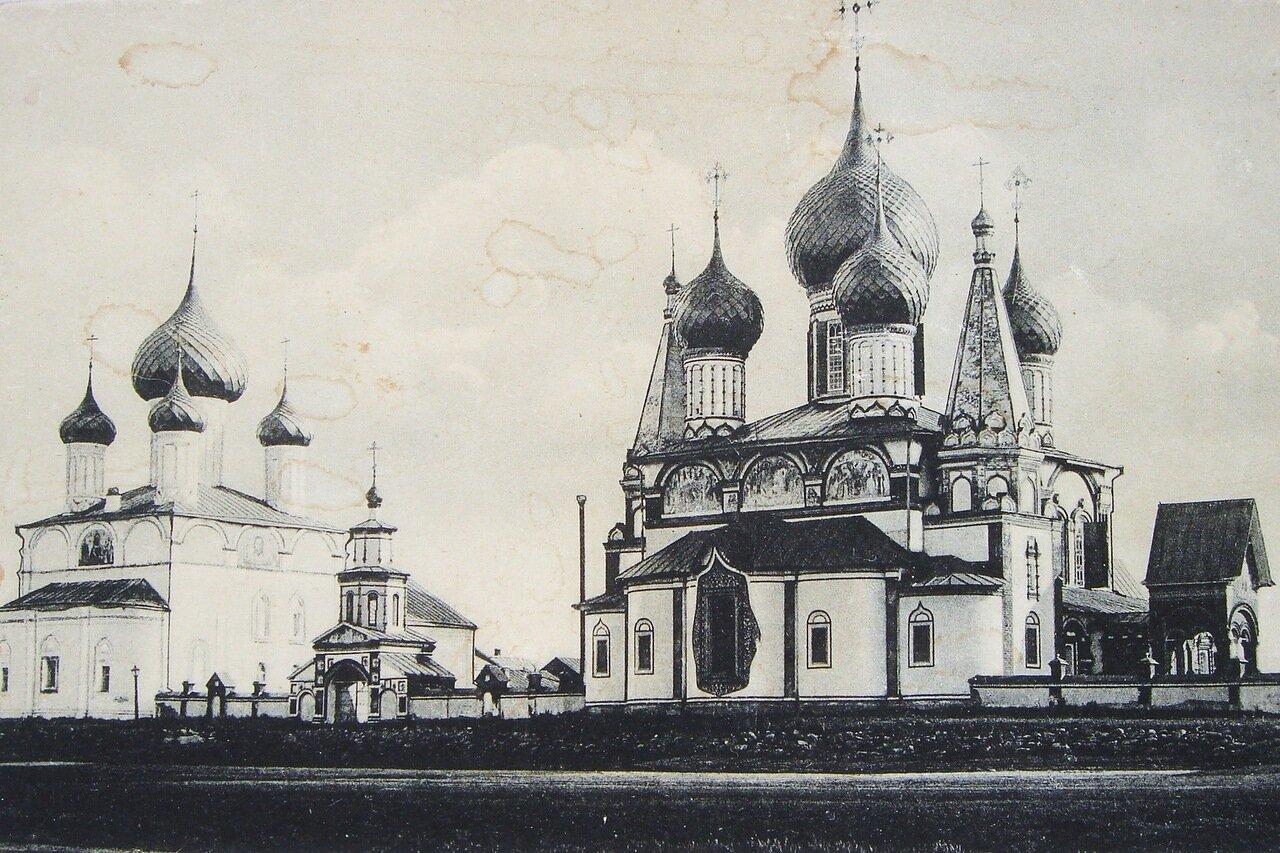 Церковь  Иоанна Златоуста в Коровниках.1913