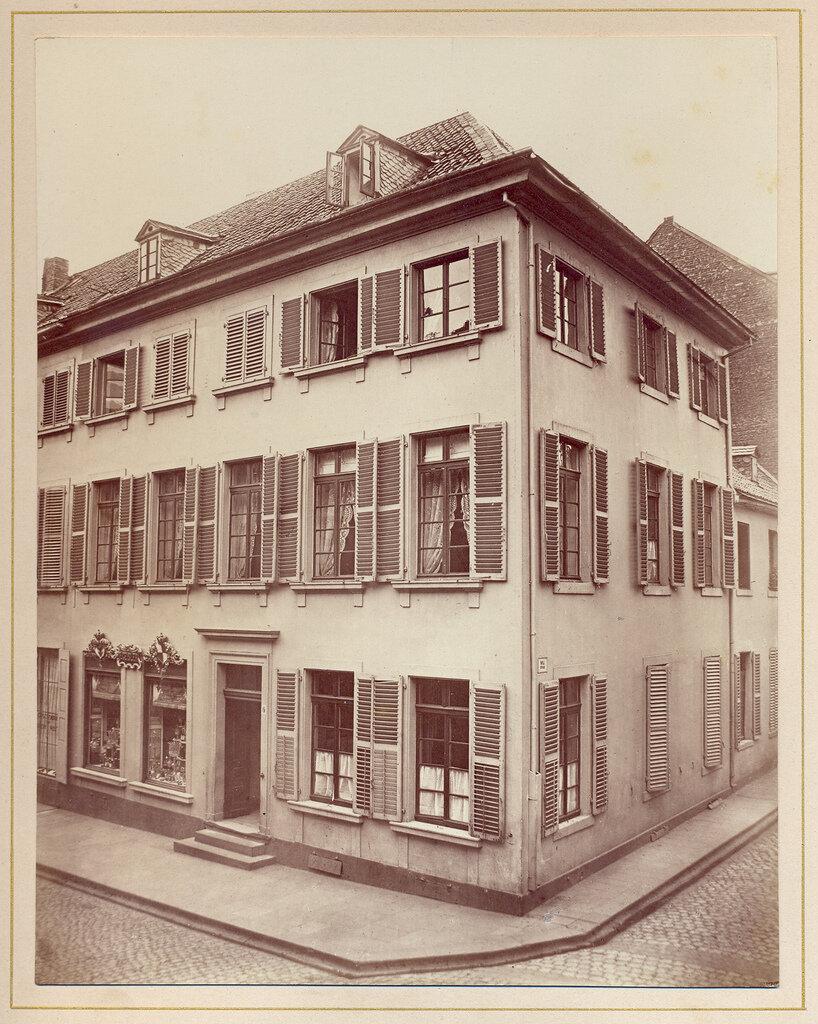Дюссельдорф. 1860