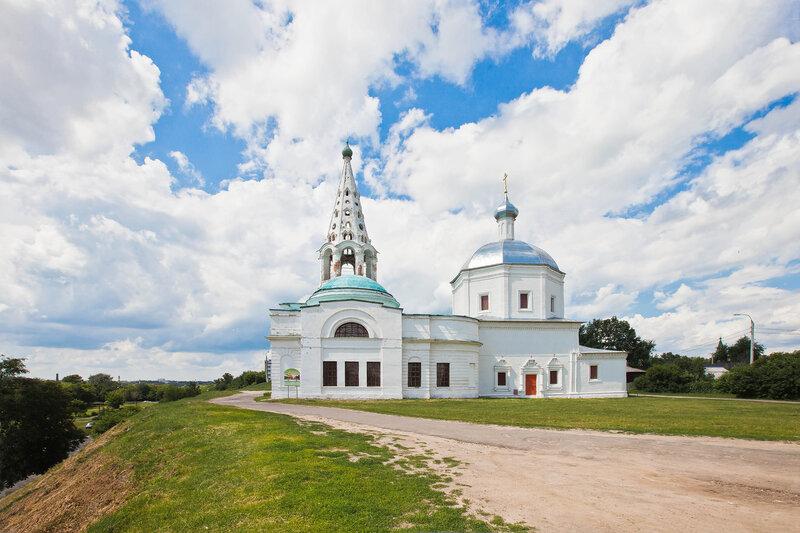 Троицкий собор - Соборная (Красная Гора) - Серпухов