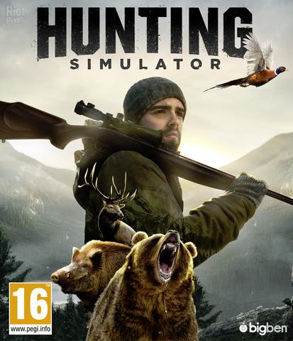 Hunting Simulator (2017/RUS/ENG/MULTi12/RePack by FitGirl)