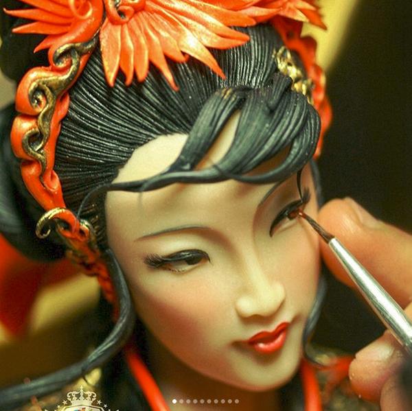 Сладкие красавицы-китаянки, которых можно съесть (15 фото)