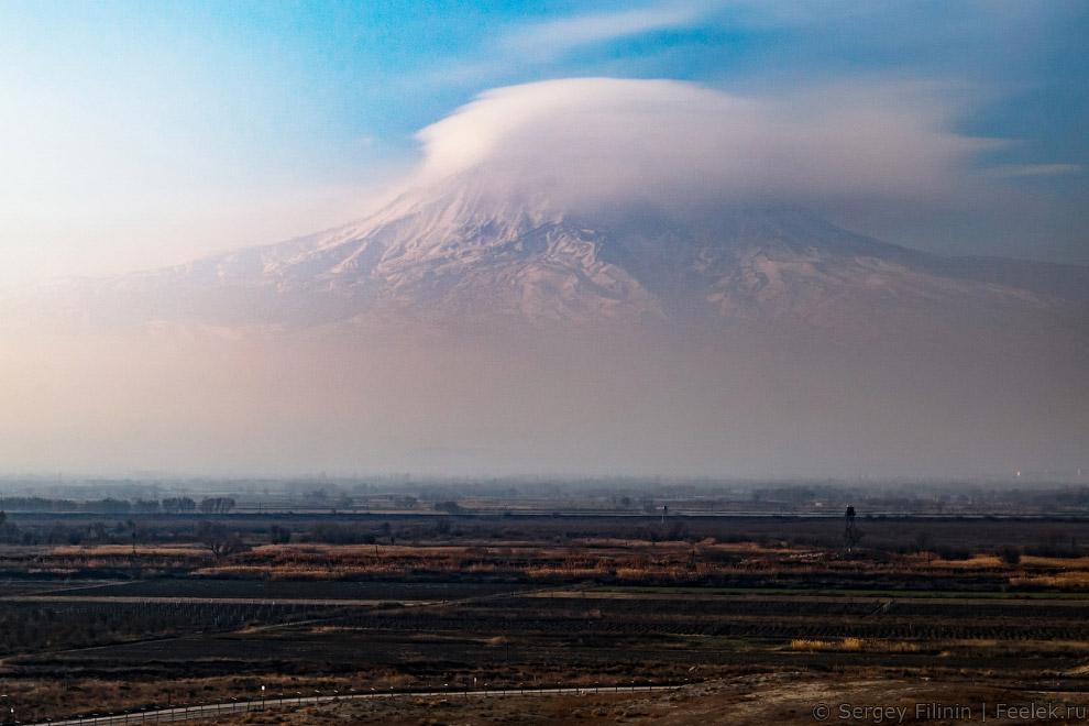 HD Армения горы