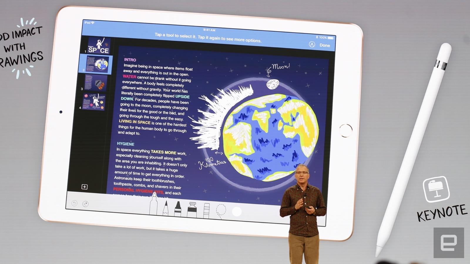 Apple iPad виртуальная реальность образование техника школы