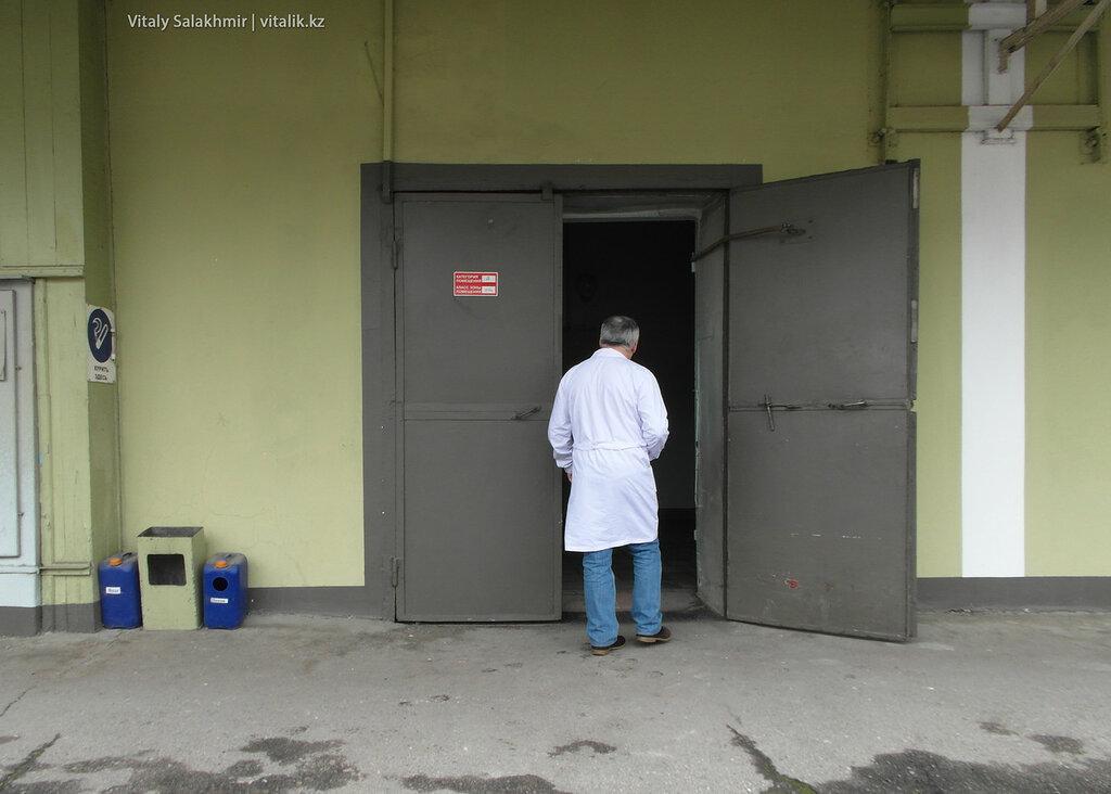 Винный павильон завода Бахус в Алматы