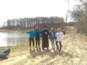 Экологический субботник в Волоколамске