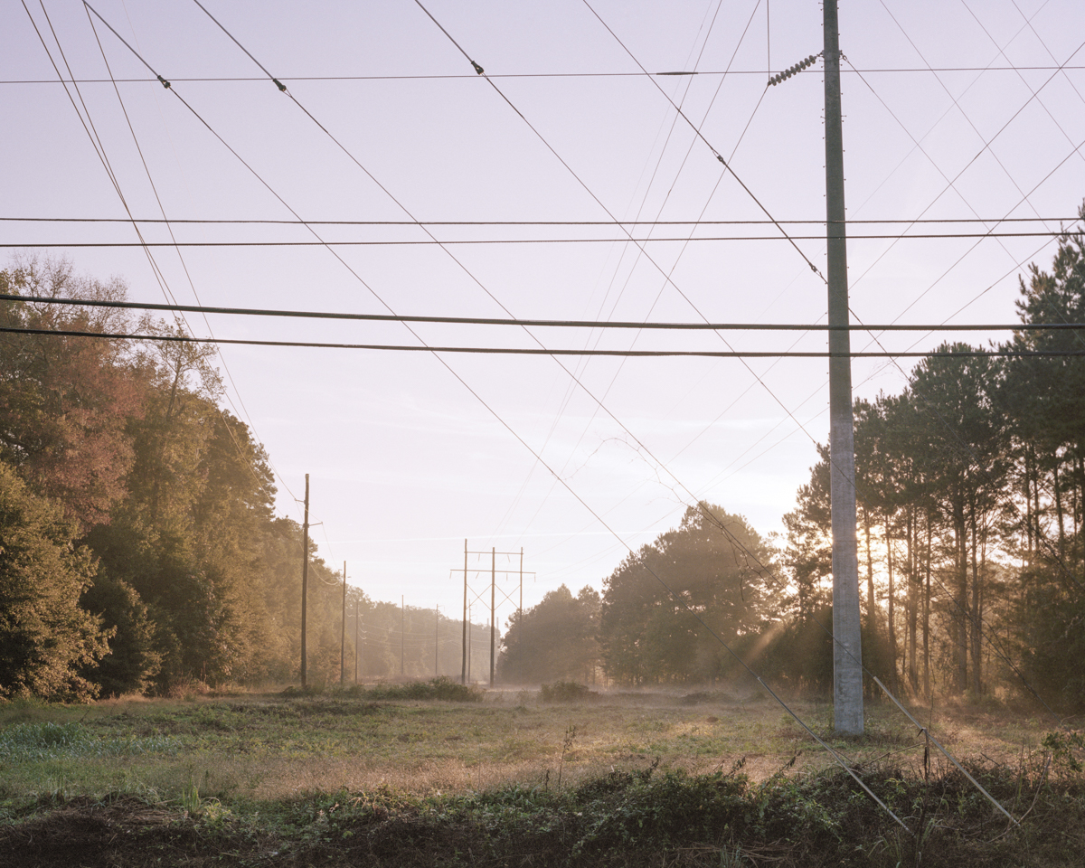 Poetic Photographs of Empty Landscapes