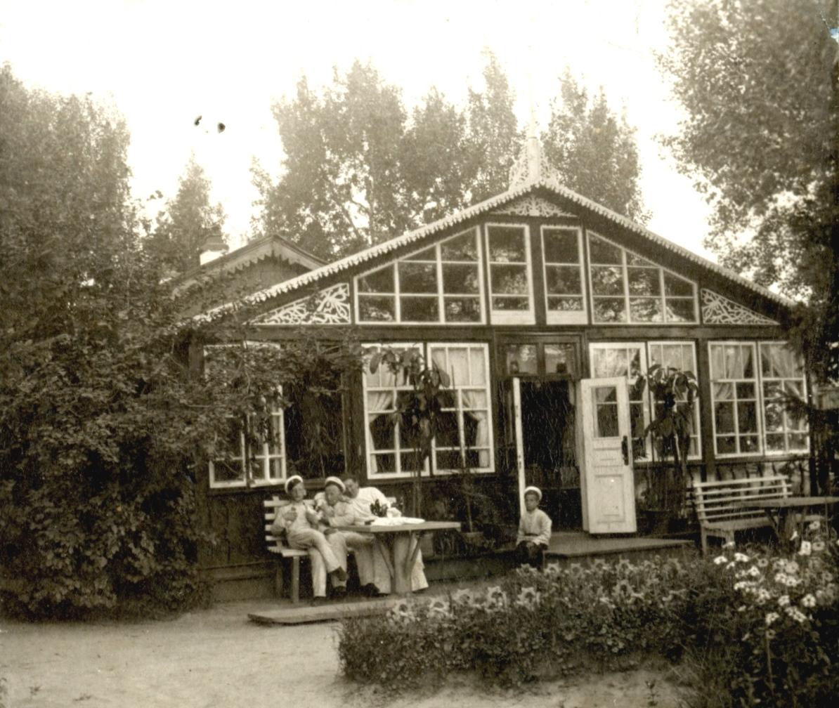 1900-1915. Кадеты в Лагере