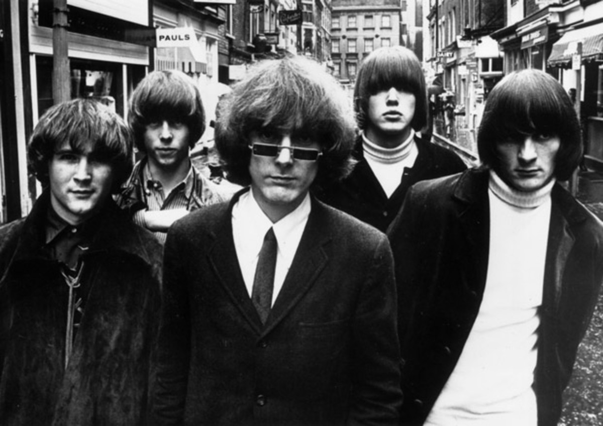 1965. «The byrds»
