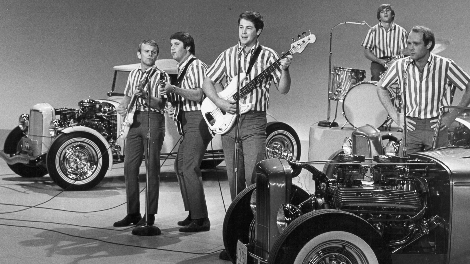1967. «The Beach Boys»