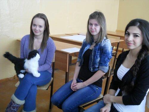 фото девушек 16-18 лет