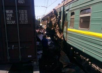 Ространснадзор составил заключение по факту ж/д аварии в Подмосковье