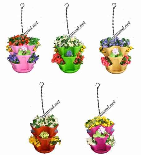 Каскад горшок для цветов