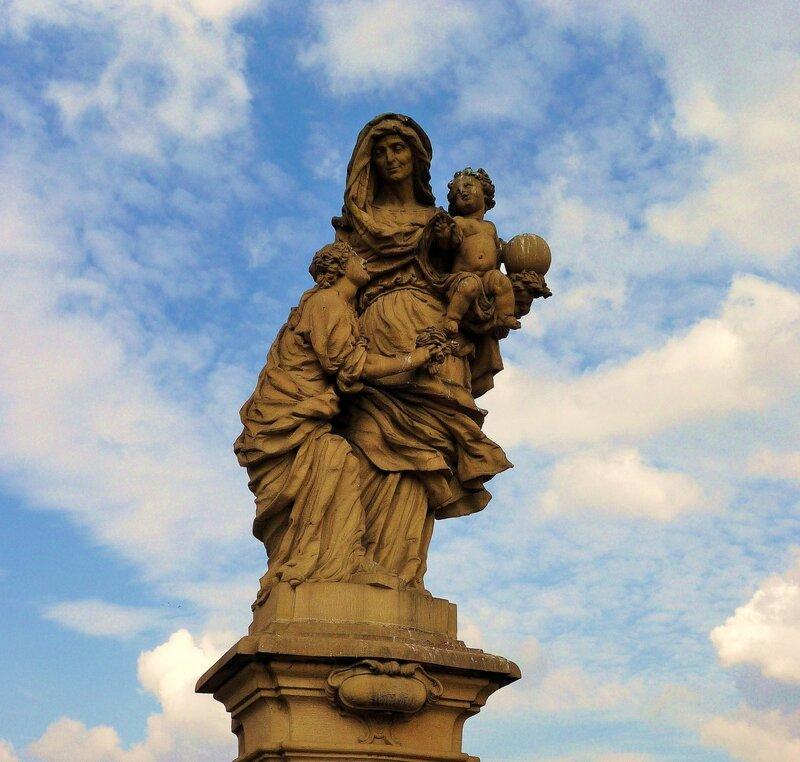 Святая Анна - мать Богородицы