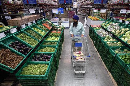 Индия примет Tesco как первого иностранного ритейлера