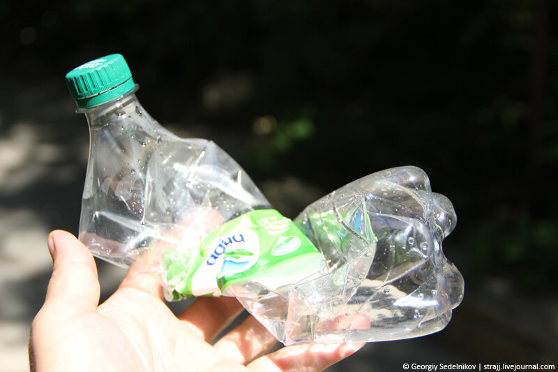 Как сделать бульбик из бутылки 710
