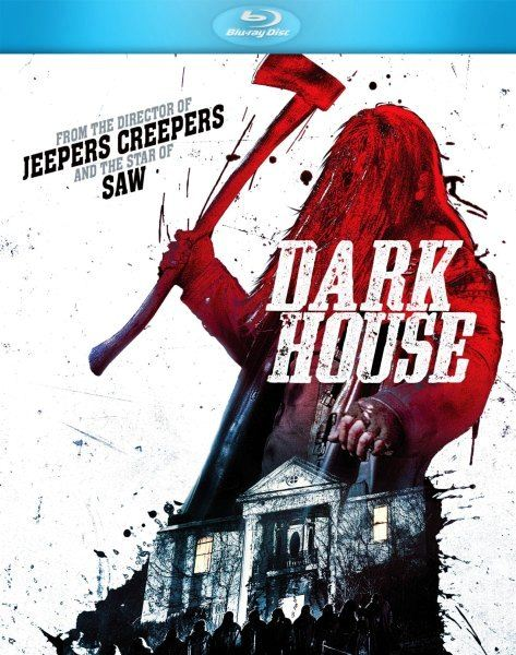 Дом призраков / Dark House / Haunted (2014) BDRip 720p + HDRip