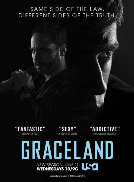 Грейсленд / Graceland (2 сезон/2014/HDTVRip/WEB-DLRip)