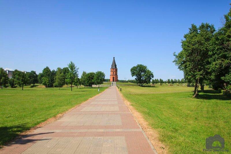Буйничское поле – памятник защитникам Могилева