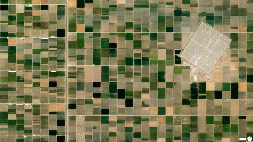 Удивительные виды Земли из космоса 0 131dfb a54deb8f orig