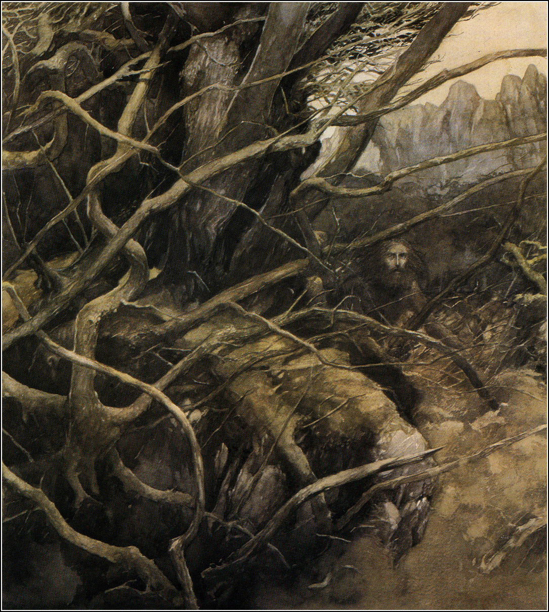 Alan Lee, The Mabinogion