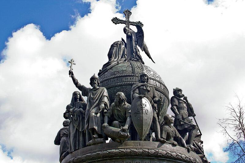 великие памятники россии