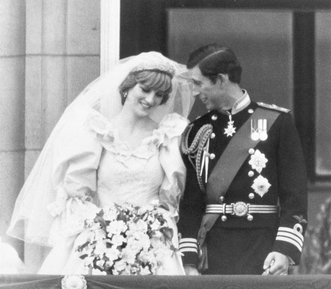 © Eastnews  Принц Чарльз женился наочаровательной леди Диане в1981году. Ипусть она так ин