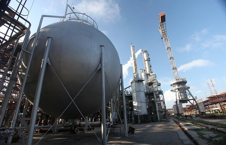 ВУкраинском государстве отнехватки газа встают заводы Фирташа