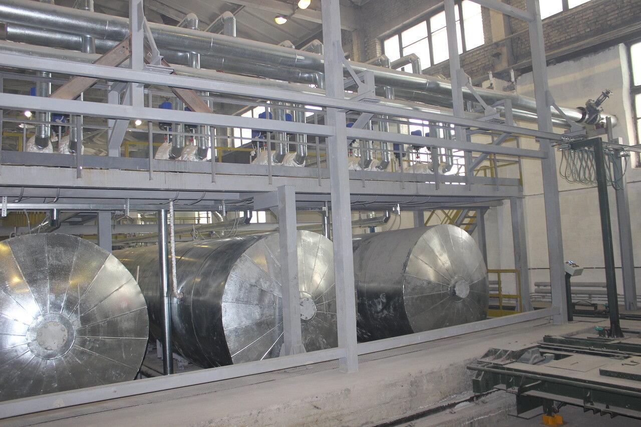 Кирпичный завод,