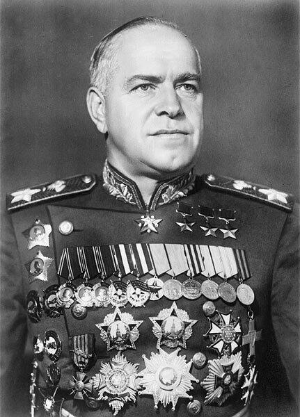 13-Маршал Советского Союза трижды Герой Советского Союза Г.К. Жуков.jpg