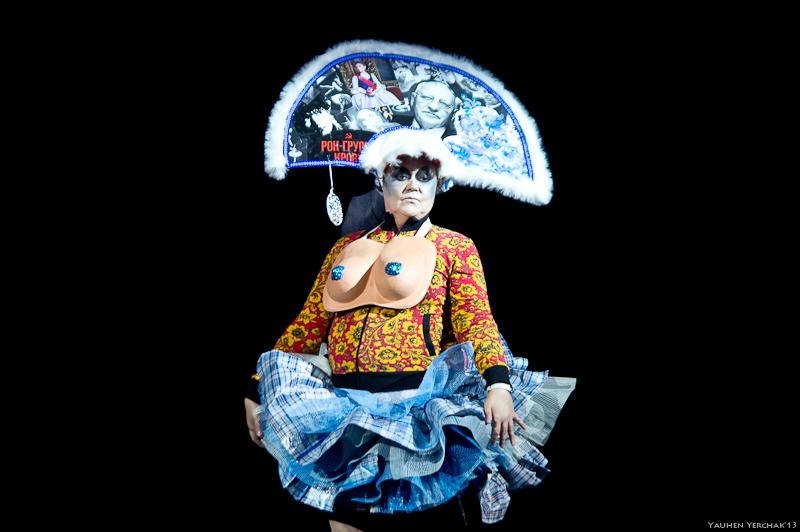 Фестиваль авангардной моды, photo, фото