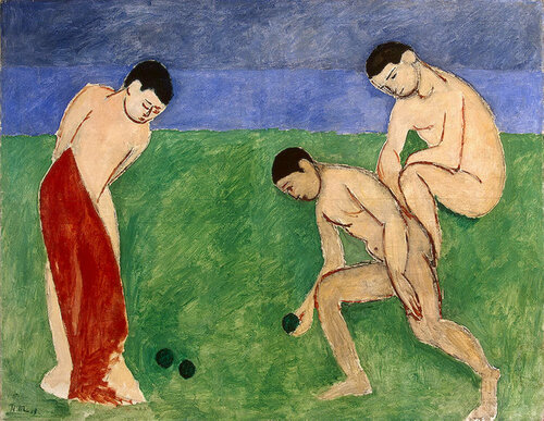 Игра в шары 1908.jpg