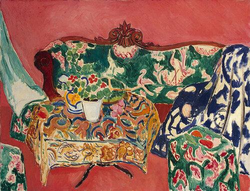 Севильский натюрморт , Около 1910 - 1911 гг..jpg