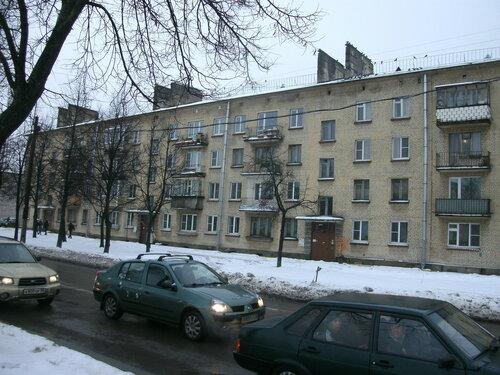 Комсомольского канала наб. 17