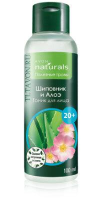 avon naturals тоник для лица 20 +
