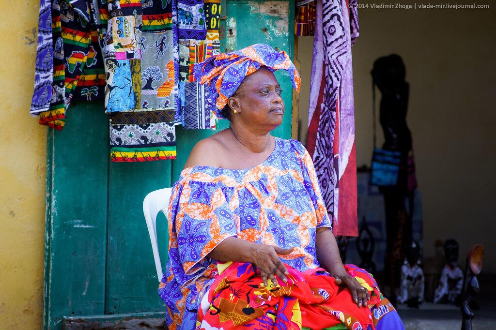Сенегальские портреты