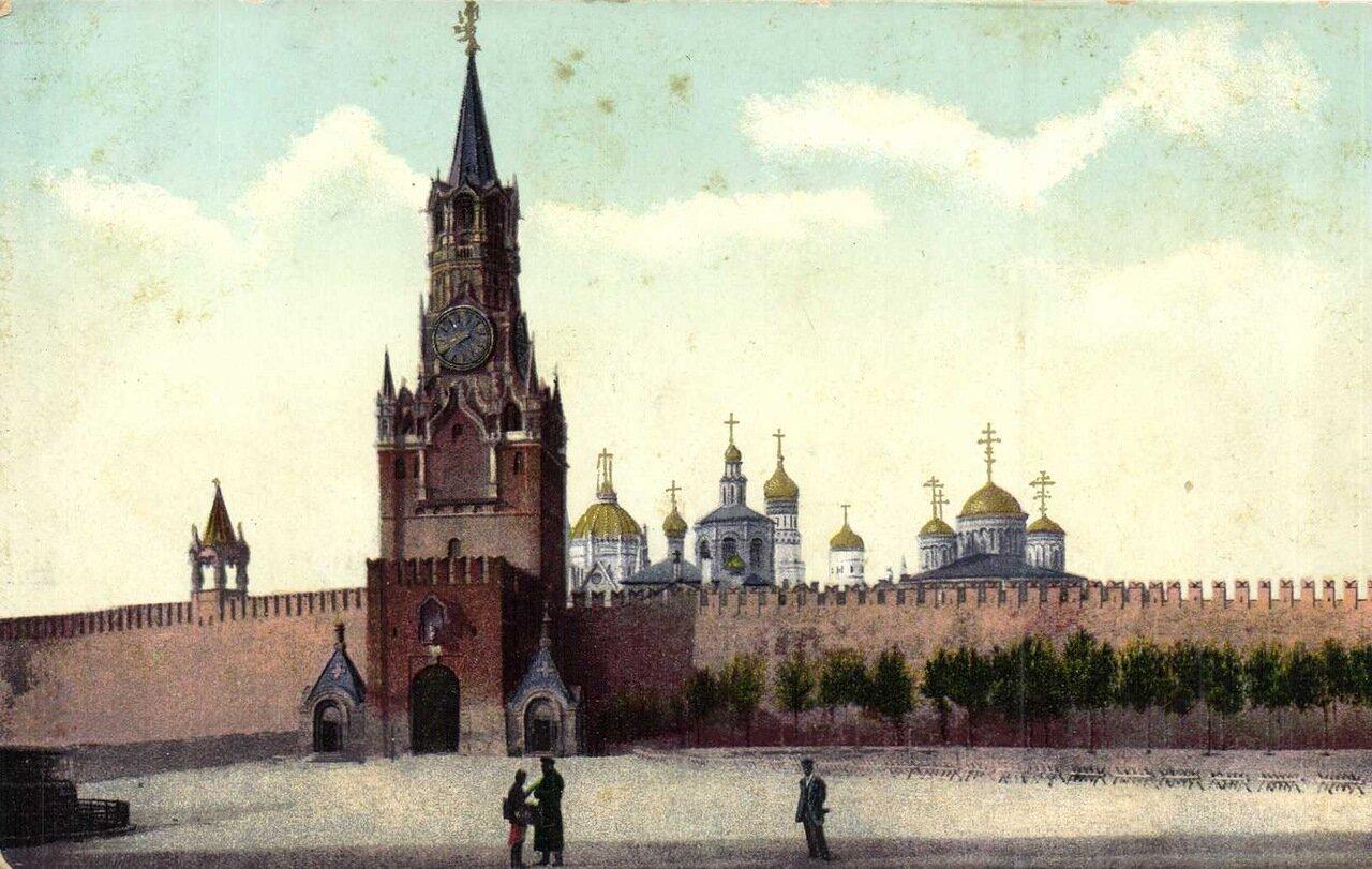 Красная площадь. Спасские ворота
