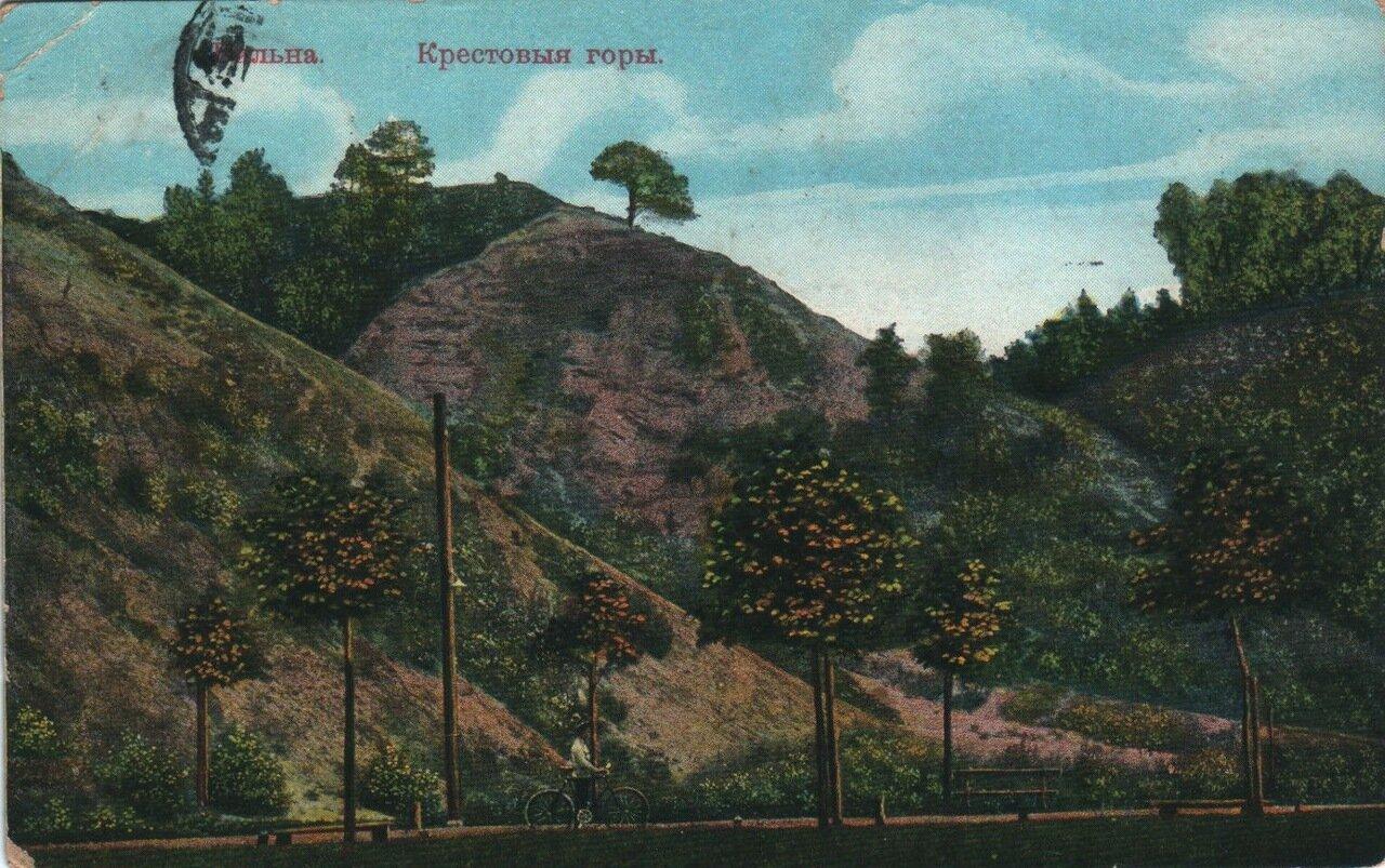 Крестовые горы