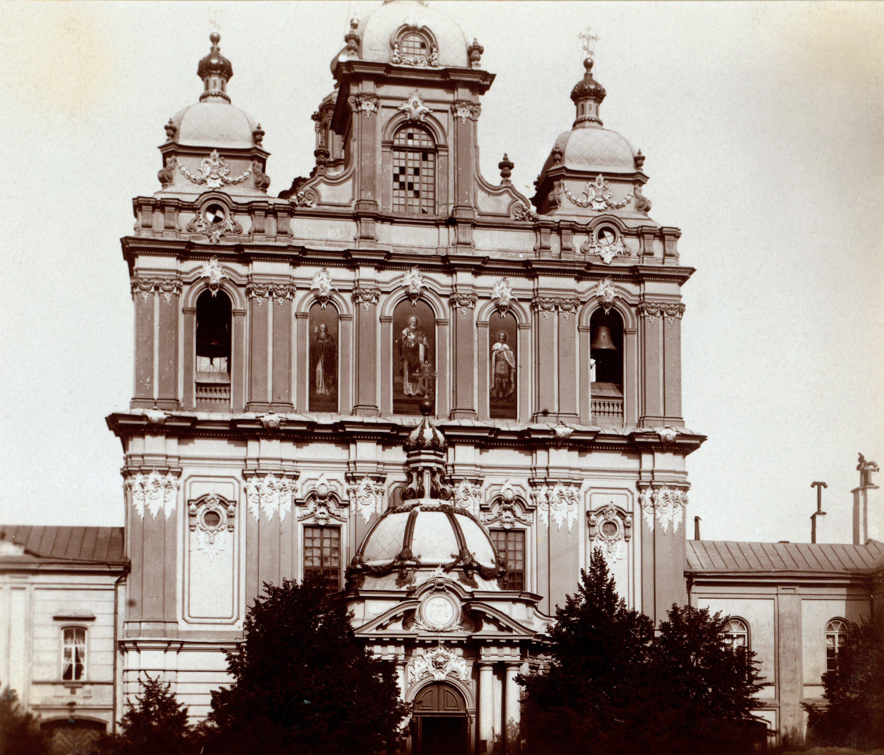 Церковь Св. Казимира, 1902