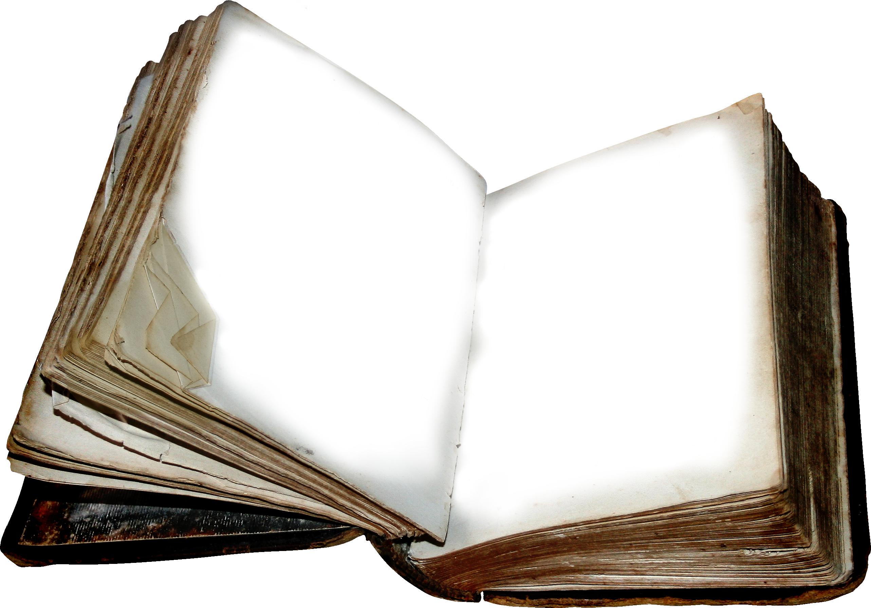Скачать шаблон раскрытой книги