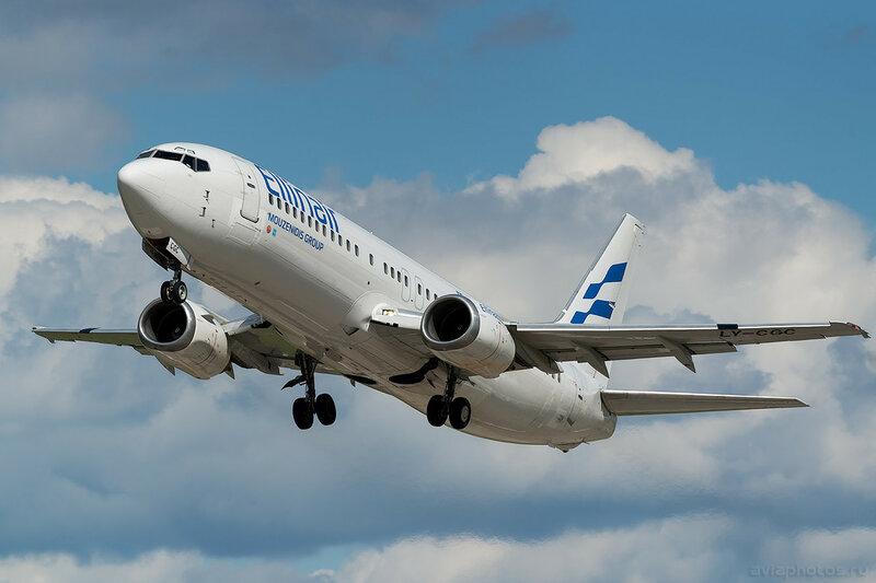 Boeing 737-4Y0 (LY-CGC) Ellinair 0512_D803382