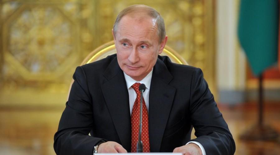 Президент РФ Владимир Путин направил приветствие участникам фестиваля «Утро Родины»