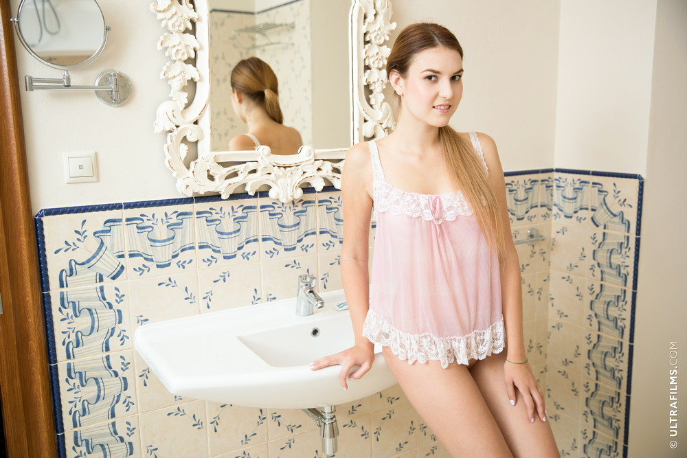 Alegra в ванной